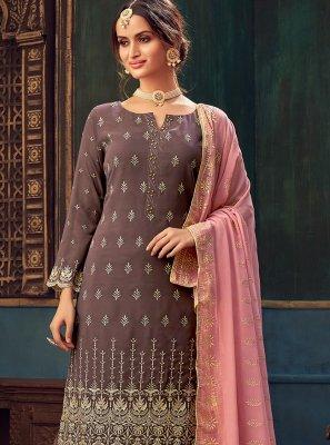 Embroidered Festival Designer Pakistani Suit