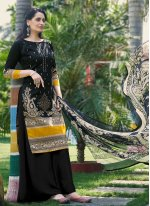 Embroidered Festival Designer Palazzo Suit