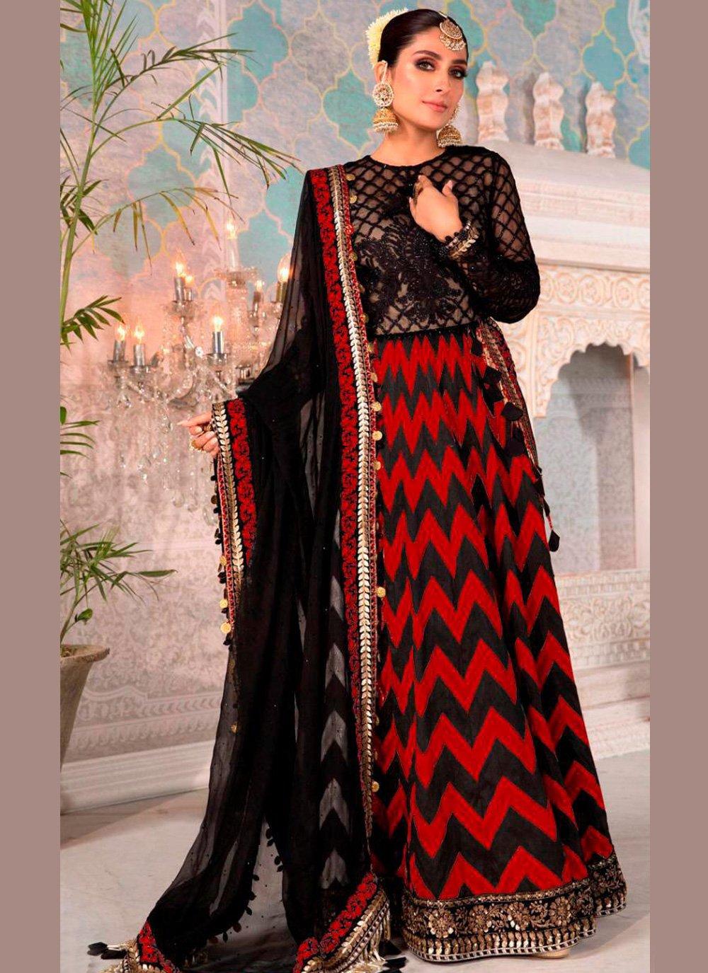 Embroidered Festival Floor Length Anarkali Suit