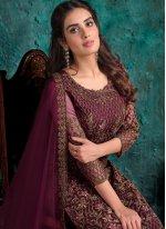 Embroidered Sangeet Designer Pakistani Suit