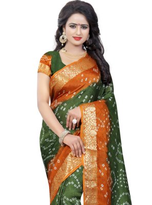 Fancy Ceremonial Traditional Designer Saree