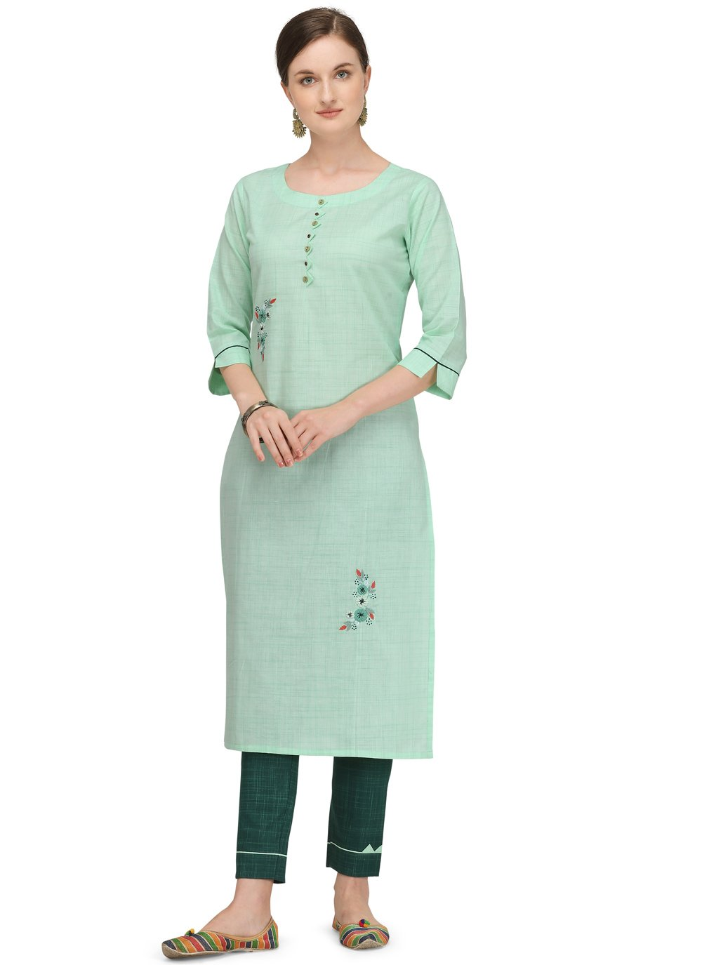 Fancy Cotton Designer Kurti