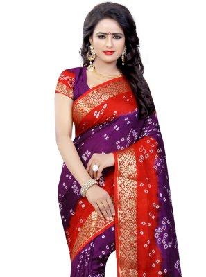 Fancy Designer Traditional Saree