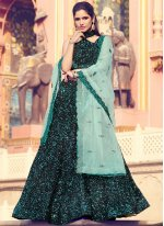 Fancy Fabric Engagement Lehenga Choli