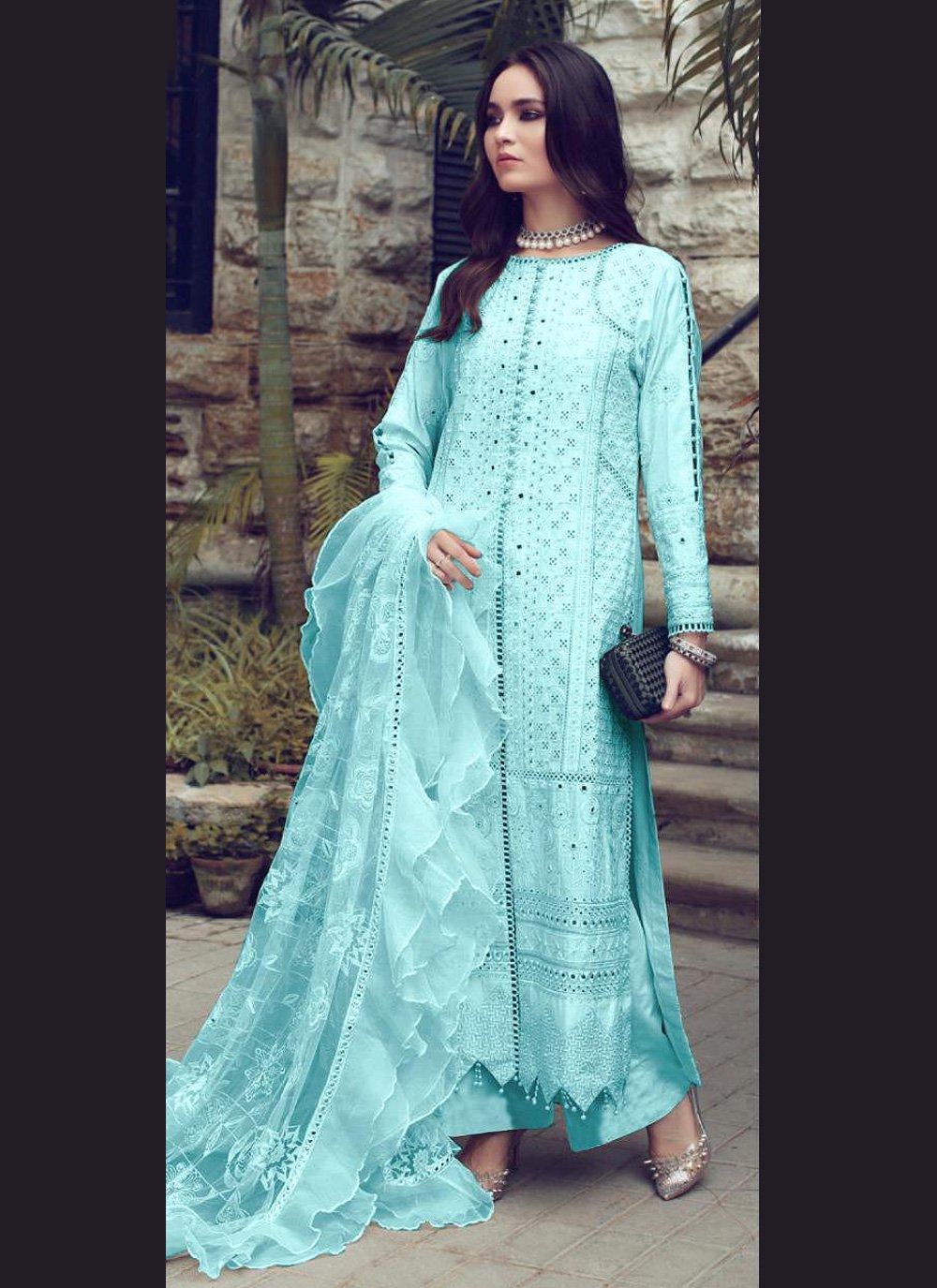 Fancy Fancy Fabric Designer Straight Suit