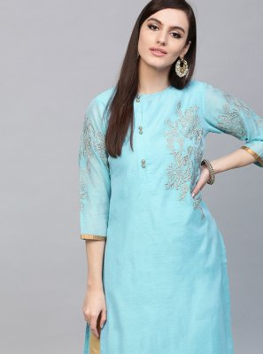 Fancy Festival Party Wear Kurti
