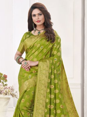 Fancy Festival Traditional Designer Saree