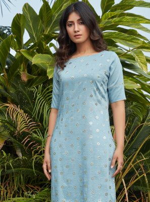 Fancy Party Wear Kurti