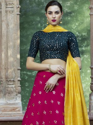 Fancy Rani Faux Georgette Lehenga Choli