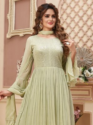Fancy Readymade Anarkali Suit