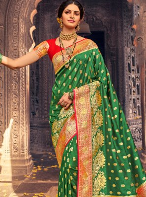 Fancy Traditional Designer Saree