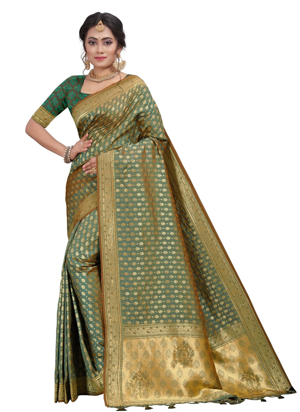 Fancy Traditional Saree