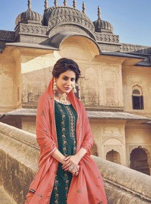 Faux Chiffon Party Designer Pakistani Suit