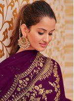 Georgette Reception Salwar Suit