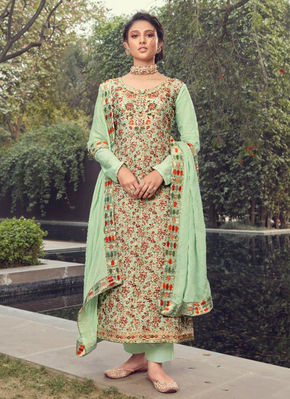 Jacquard Silk Ceremonial Designer Pakistani Suit