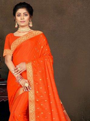 Lace Designer Traditional Saree