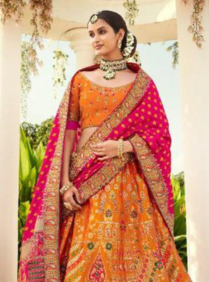Lehenga Choli For Engagement