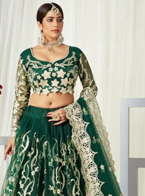 Lehenga Choli For Mehndi