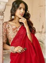 Linen Ceremonial Classic Saree