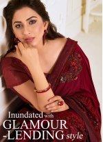Lycra Sangeet Classic Saree