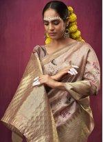 Multi Colour Festival Art Silk Designer Traditional Saree