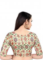 Multi Colour Printed Blouse