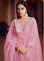 Net Designer Pakistani Suit