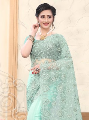 Net Engagement Trendy Saree