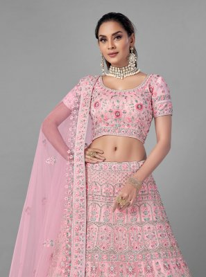 Net Fancy Lehenga Choli