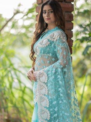 Net Fancy Trendy Saree