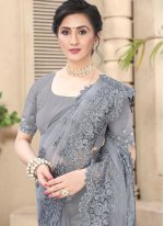 Net Party Bollywood Saree