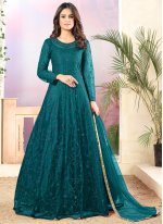 Net Thread Designer Salwar Suit