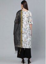 Off White Ceremonial Readymade Suit