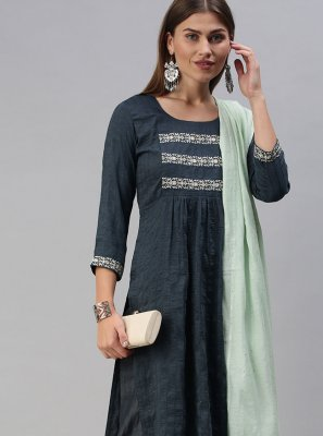 Pant Style Suit For Festival