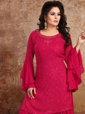 Party Wear Kurti For Wedding