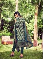 Pashmina Designer Straight Suit