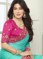 Patch Border Chitrangada Singh Classic Designer Saree