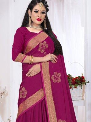 Pink Party Classic Saree
