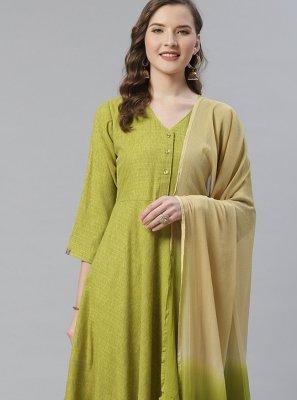 Plain Viscose Bollywood Salwar Kameez