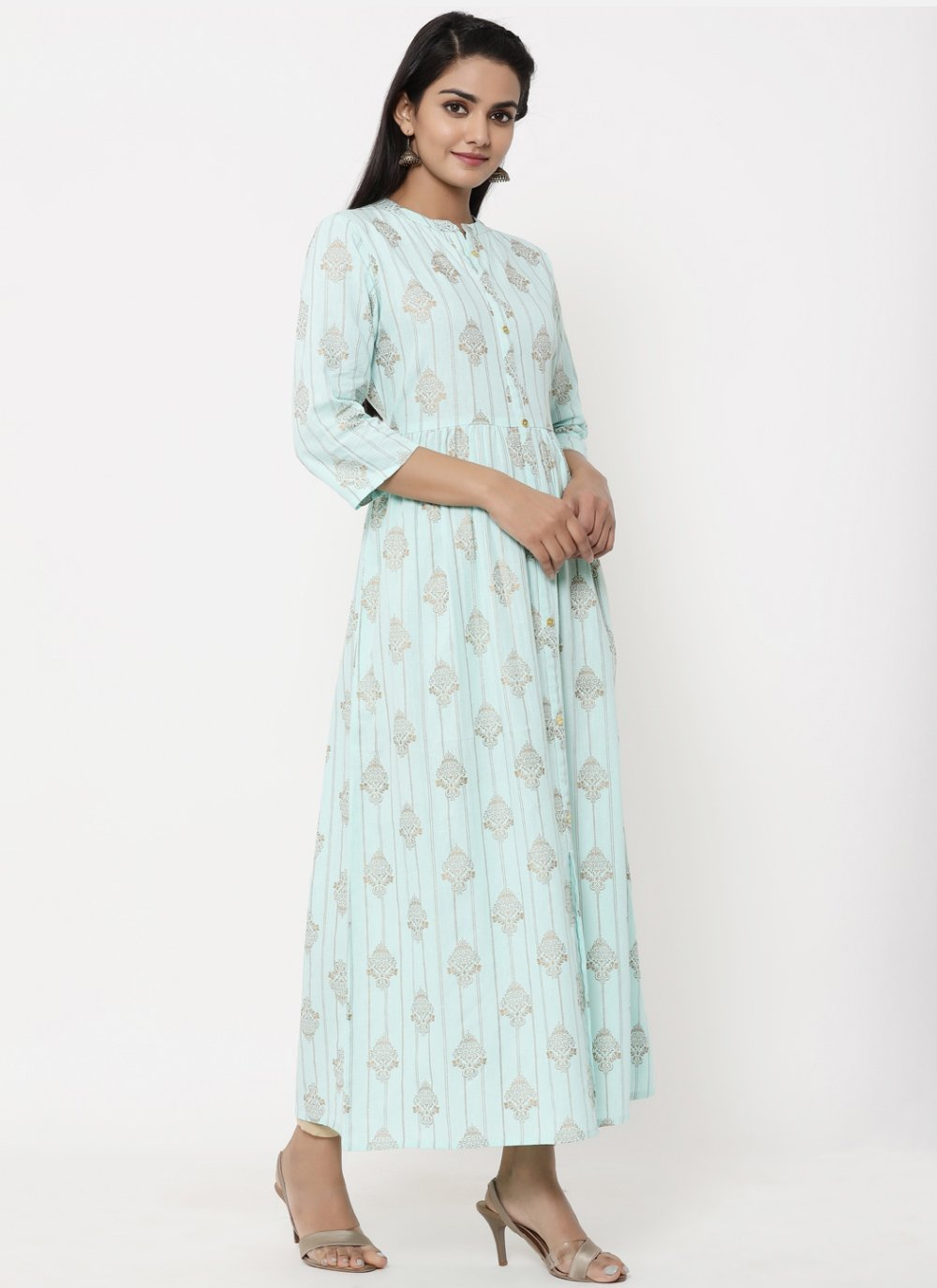 Print Cotton Designer Kurti