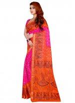 Print Designer Traditional Saree