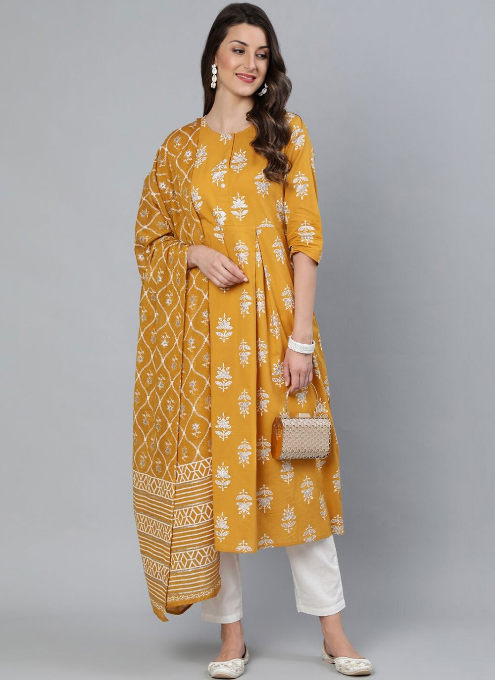 Print Readymade Suit
