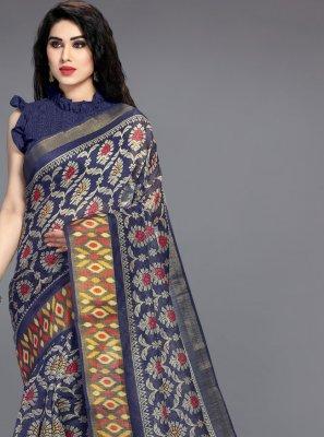 Printed Casual Printed Saree