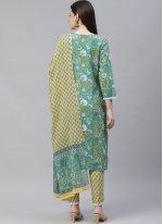 Printed Designer Suit
