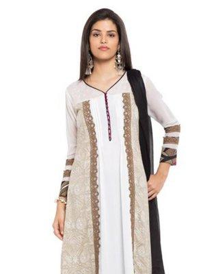 Printed Readymade Anarkali Salwar Suit