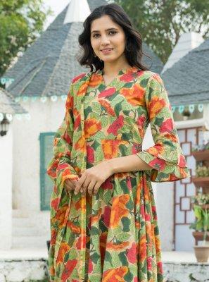 Printed Trendy Salwar Kameez