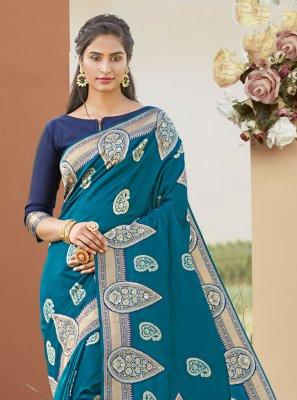 Rama Silk Traditional Saree