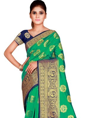 Rama Weaving Traditional Saree
