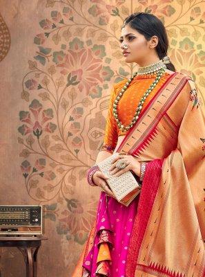 Rani Fancy Sangeet Lehenga Choli