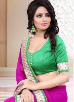 Rani Festival Classic Saree